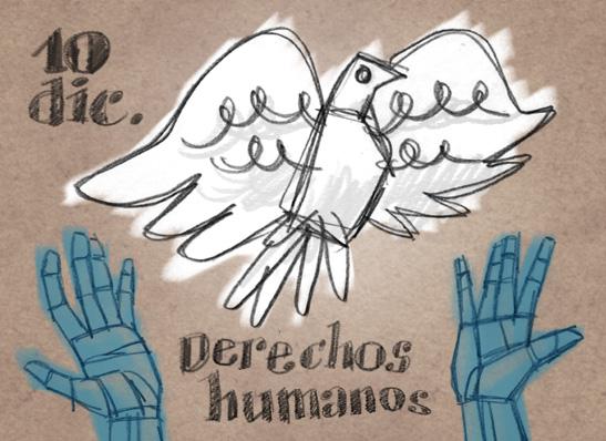 Día mundial de los derechos humanos