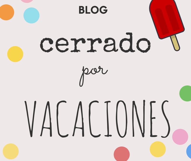 ¡¡Vacaciones!!