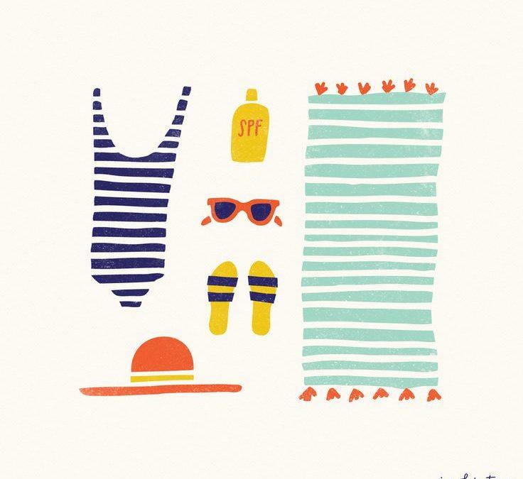 Diario de vacaciones. Mi verano ilustrado