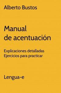 manual acentuación